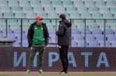 Футбол - Квалификация за СП Русия 2018 - тренировка на България - 12.11.16