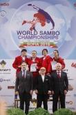 Самбо - Световно първенство събота - 12.11.2016