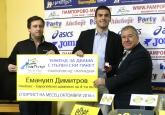 Кик Бокс - награждаване спортист на месеца - Емануил Димитров - 14.11.2016