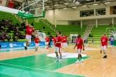 Баскетбол - Купата на ФИБА Европа - ПБК Лукойл Академик vs БК Стяуа - Арена Ботевград - 16.11.2016