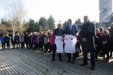Петър Хубчев специален гост на церемония по поставяне на