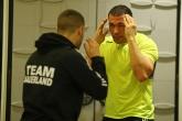 Последна тренировка на Кубрат Пулев преди мача му със Самюел Питър - 03.11.2016