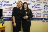 Стрелба - годишно награждаване - Мария Гроздева Антоанета Бонева - 12.12.2016