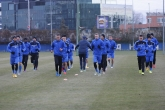 Футбол - пресконференция на Елин Топузаков и тренировка на ПФК Левски - 13.12.2016
