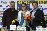 Бокс - спортист и треньор на месеца - Станимира Петрова и Фикрет Ереджебов - 16.12.2016