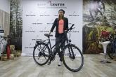 Мирела Демирева със специален подарък колело - 20.12.2016