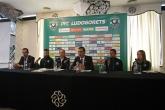 Футбол - пресконференция на ПФК Лудогорец и представяне на Жоао Пауло - 06.01.2017