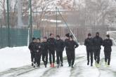 Футбол - първа тренировка на ПФК Славия - 09.01.2017