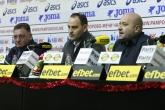 Плуване - пресконференция Петър Стойчев и Красимир Туманов - 10.01.2017