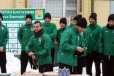Футбол - ПФК Пирин с първа тренировка за 2017 - 10.01.2017