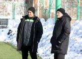 Футбол - контрола - ПФК Берое - ФК Нефтохимик - 20.01.2017