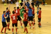 Футзал - EURO 2018 - Група D - Албания - Англия - 25.01.2017