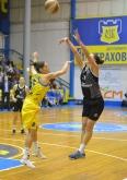 Баскетбол - Жени - Адриатическа лига - БК Монтана - БК Партизан - 25.01.2017