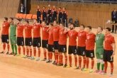 Футзал - EURO 2018 - Група D - Малта -  Албания - 27.01.2017