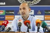 Футбол - пресконференция на Станислав Ангелов - 30.01.2017