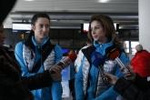 Художествена гимнастика - новите момичета отлетяха за Москва - 15.02.2017