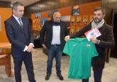 Фланелка на Гришо от Рио вече в музея на спорта във Варна - 15.02.2017