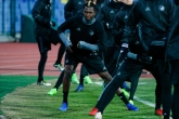 Футбол - Лига Европа - тренировка на ФК Копенхаген - 15.02.2017