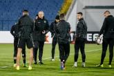 Футбол - Лига Европа - тренировка на ПФК Лудогорец  - 15.02.2017