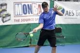 Тенис - ДП в зала за мъже - Тихомир Грозданов и Цветан Михов - 18.02.2017