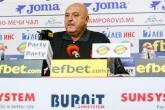 Футбол - пресконференция - Венцислав Стефанов - 22.02.2017