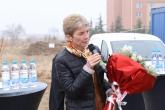 Министър Даниела Дашева присъства първа копка за зала по борба - 01.03.2017