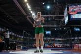 Ексклузивно - Радослава Мавродиева сребърна медалистка в Белград - 03.03.2017