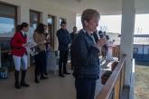 проф. Даниела Дашева - откриване на празника на конно-спортна база Божурище