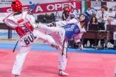 проф. Даниела Дашева - Откриване на международен турнир по Tаекуондо