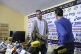 Футбол - награждаване играч на кръга - Давид Яблонски - 09.03.2017