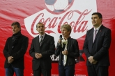 Откриване на междуучилищен турнир Кока Кола  - 09.03.2017