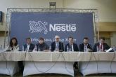 Спорт - пресконференция на Нестле България - 15.03.2017