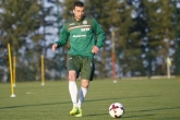 Футбол - първа тренировка на А - националния отбор на България - 20.03.2017