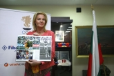Стефка Костадинова представи книгата -