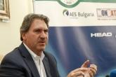 Тенис - Президентът на МТФ Дейвид Хагърти пристигна в София - 21.03.2017