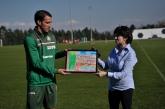 Футбол -  A Национален отбор - Ивелин Попов - 21.03.17