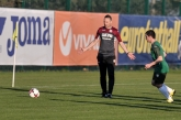 Футбол -  A Национален отбор - открита тренировка - Бояна
