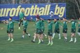 Футбол - официална тренировка на А националния отбор България -  24.03.2017