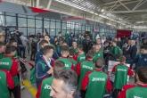 Футбол - Юношеският национален отбор по футбол кацна в София - 28.03.2017