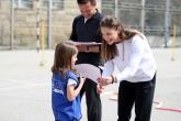 Габриела Петрова и Андриана Бънова в IAAF Kids Athletics семинар Велико Търново - 05.04.2017