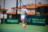 Тенис - Купа Дейвис - Д. Кузманов VS M.Качатриан - 06.04.2017