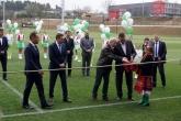 Футбол -  ПФК Лудогорец  откри новата клубна база в Разград- 06.04.2017