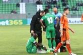 Футбол - Купа България - 1/2 финал - ПФК Лудогорец - ФК Литекс - 18.04.2017