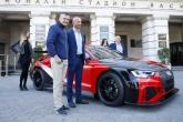 Автомобилизъм - Пламен Кралев представи новия си автомобил - 24.05.2017
