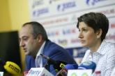 Силвия Дънекова след онивиняването и от ДК на БОК - 28.04.2017