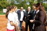Тенис - Откриване на кампанията