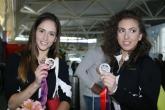 Художествена гимнастика - Невяна Владинова Катрин Тасева и ансамбъл девойки след Будабеща - 22.05.2017