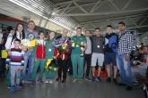 Самбо - националите след Европейското в Минск - 22.05.2017