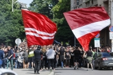 Футбол - шествие на феновете преди дерби мача  - 28.05.2017