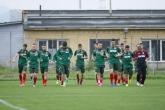 Футбол - първа тренировка на националния ни отбор до 21 години - 05.06.2017